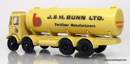 EFE 1:76 AEC MAMMOTH MAJOR TANKER 8W J & H BUNN