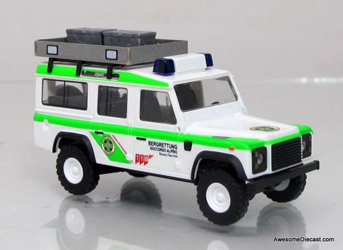 Busch 1:87 Land Rover Defender - Mountain Rescue