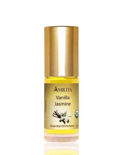 Vanilla Jasmine Perfume Organic
