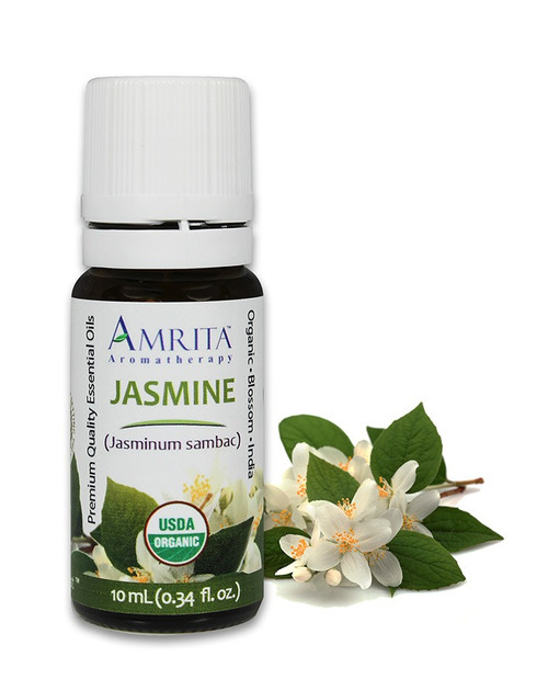 Jasmine Sambac Essential Oil Organic