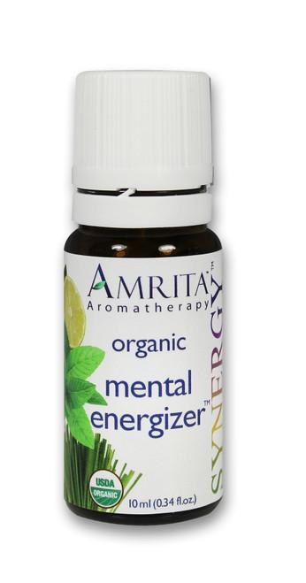 Mental Energizer Synergy Blend Organic