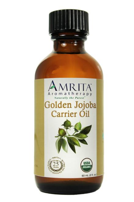 Jojoba Golden Carrier Oil Organic