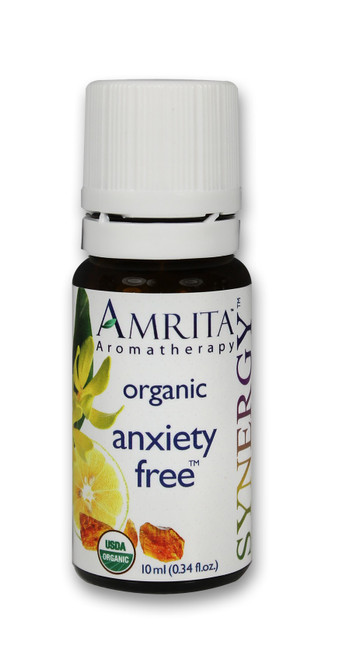 Anxiety Free Synergy Blend Organic