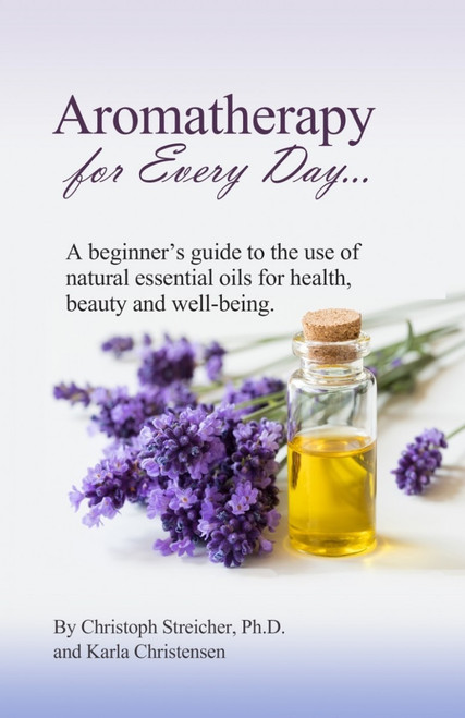 Aromatherapy for Every Day Book