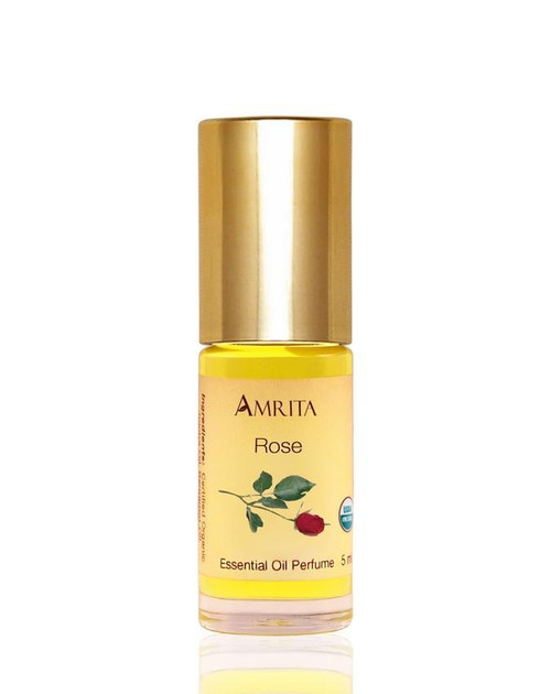 Rose Perfume Organic