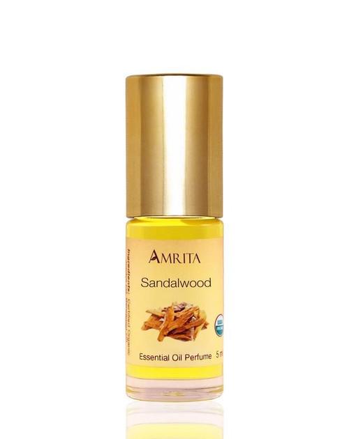 Sandalwood Perfume Organic