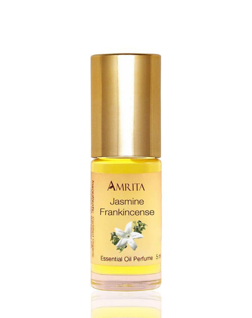 Jasmine Frankincense Perfume