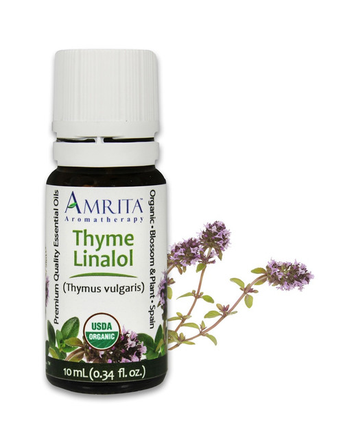 Thyme Linalool Essential Oil Organic
