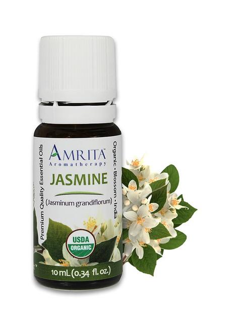 Jasmine Grandiflorum Essential Oil Organic
