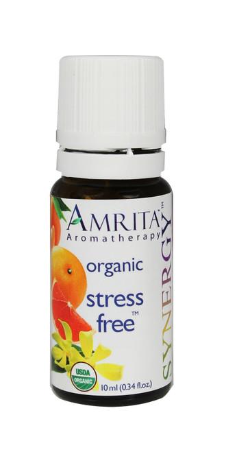 Stress Free Synergy Blend Organic