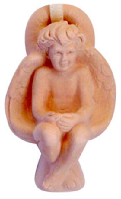 Ceramic Angel Car Diffuser