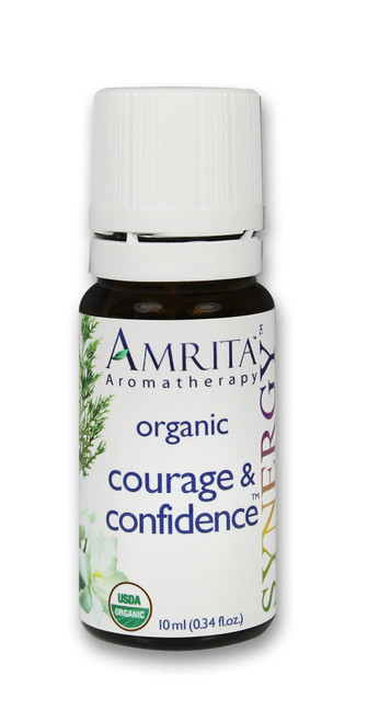 Courage and Confidence Organic