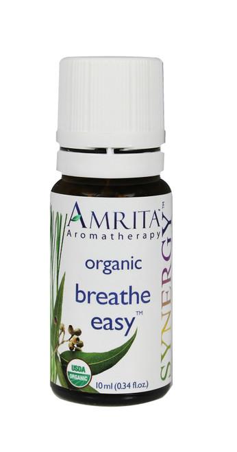 Breathe Easy Synergy Blend Organic