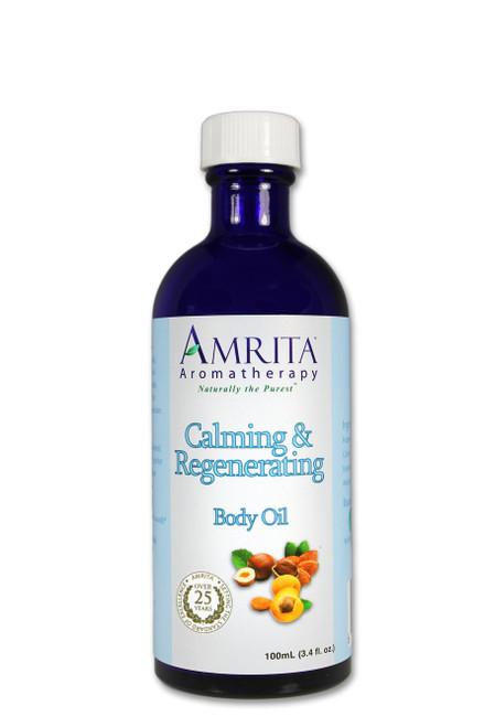 Calming and Regenerating Body Oil