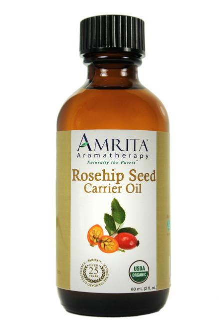 Rosehip Seed Carrier Oil Organic