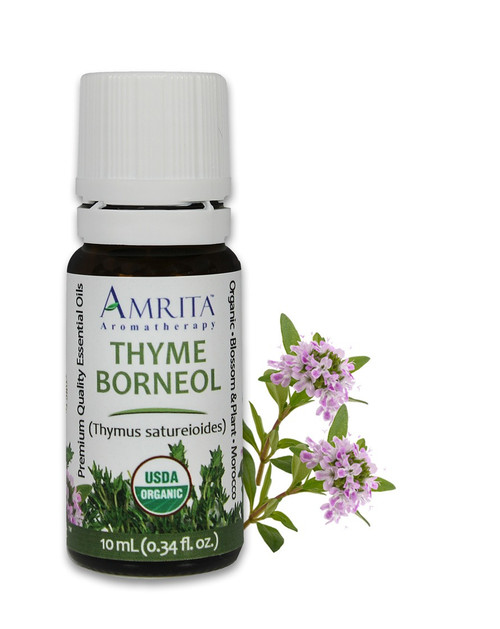 Thyme Borneol Essential Oil Organic