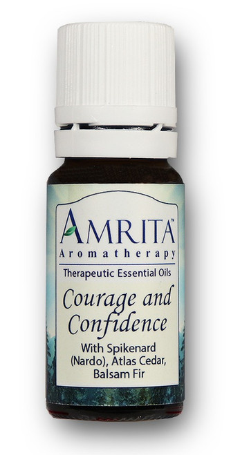 Courage and Confidence Synergy Blend