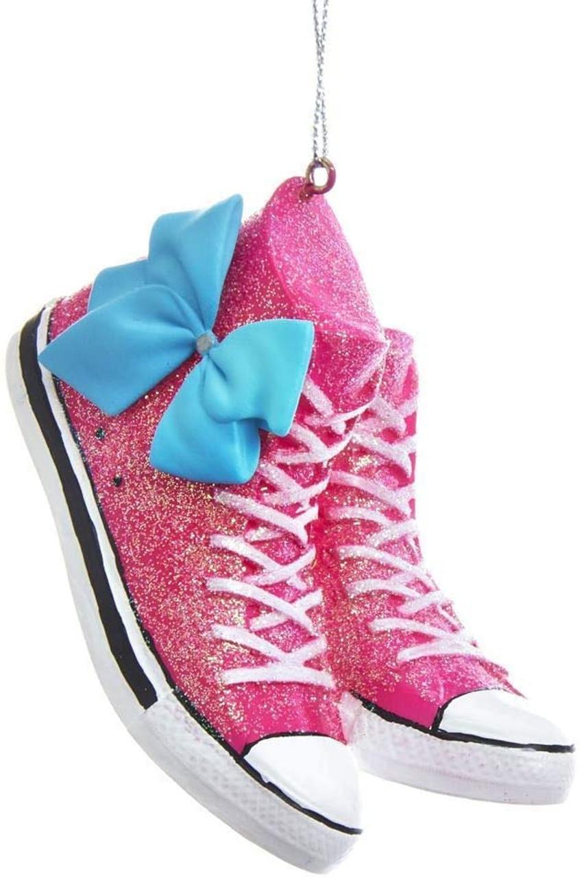 JoJo Siwa Pink Sneaker Tennis Shoes