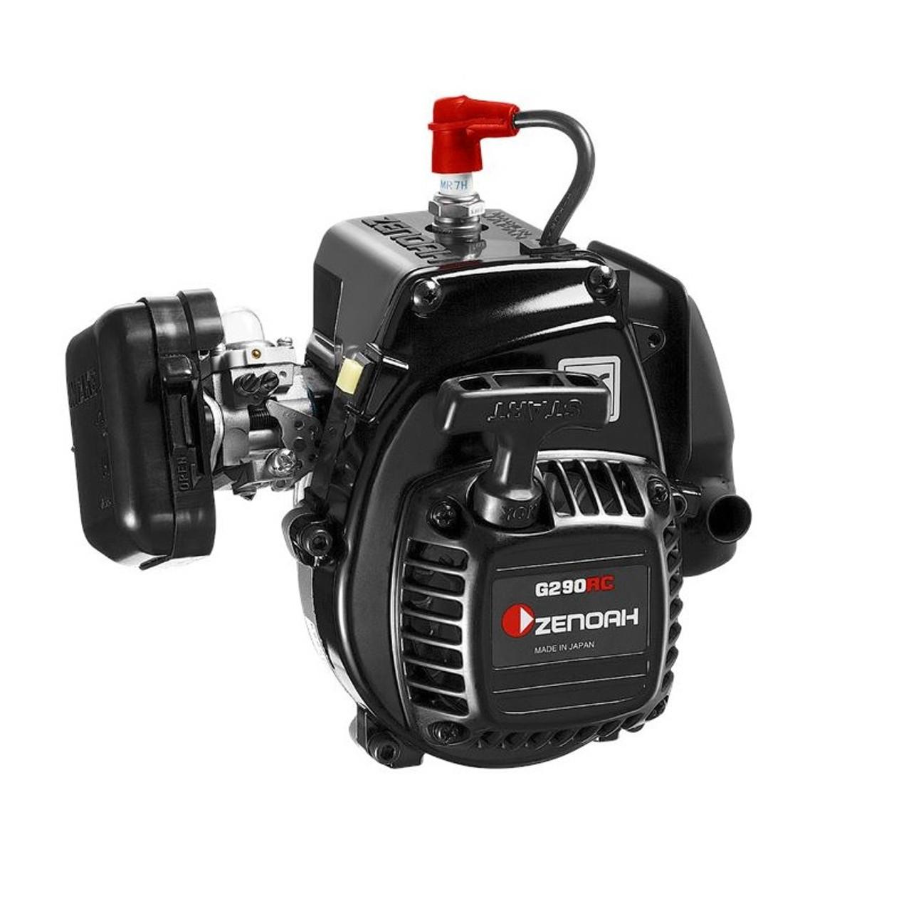 Zenoah G290RC Engine +1mm Installed (29 5cc)