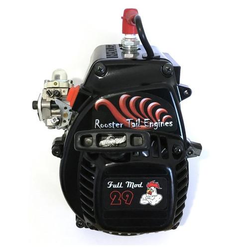 RTE 29.5cc Full Mod Engine