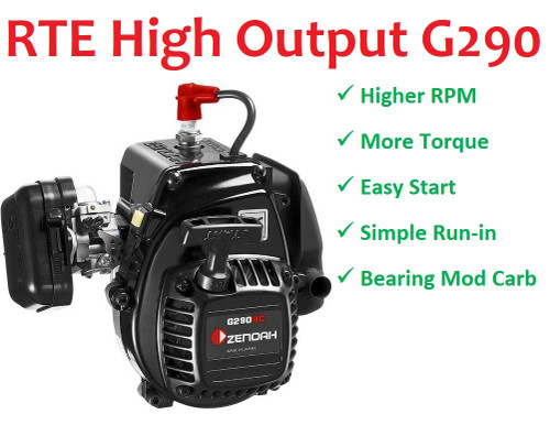 RTE High Output G290RC Engine Stock 28/29/30