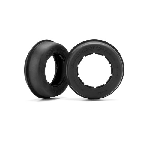 HPI Baja 5T/5SC Front Sand Buster T-Rib Tyres