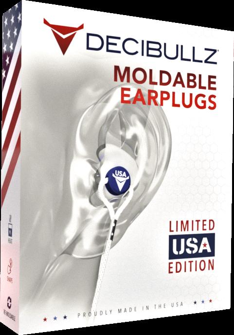 MOLDABLE EARPLUGS