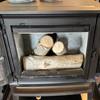 Hearthstone Green Mountain 60 Wood Stove Firebox