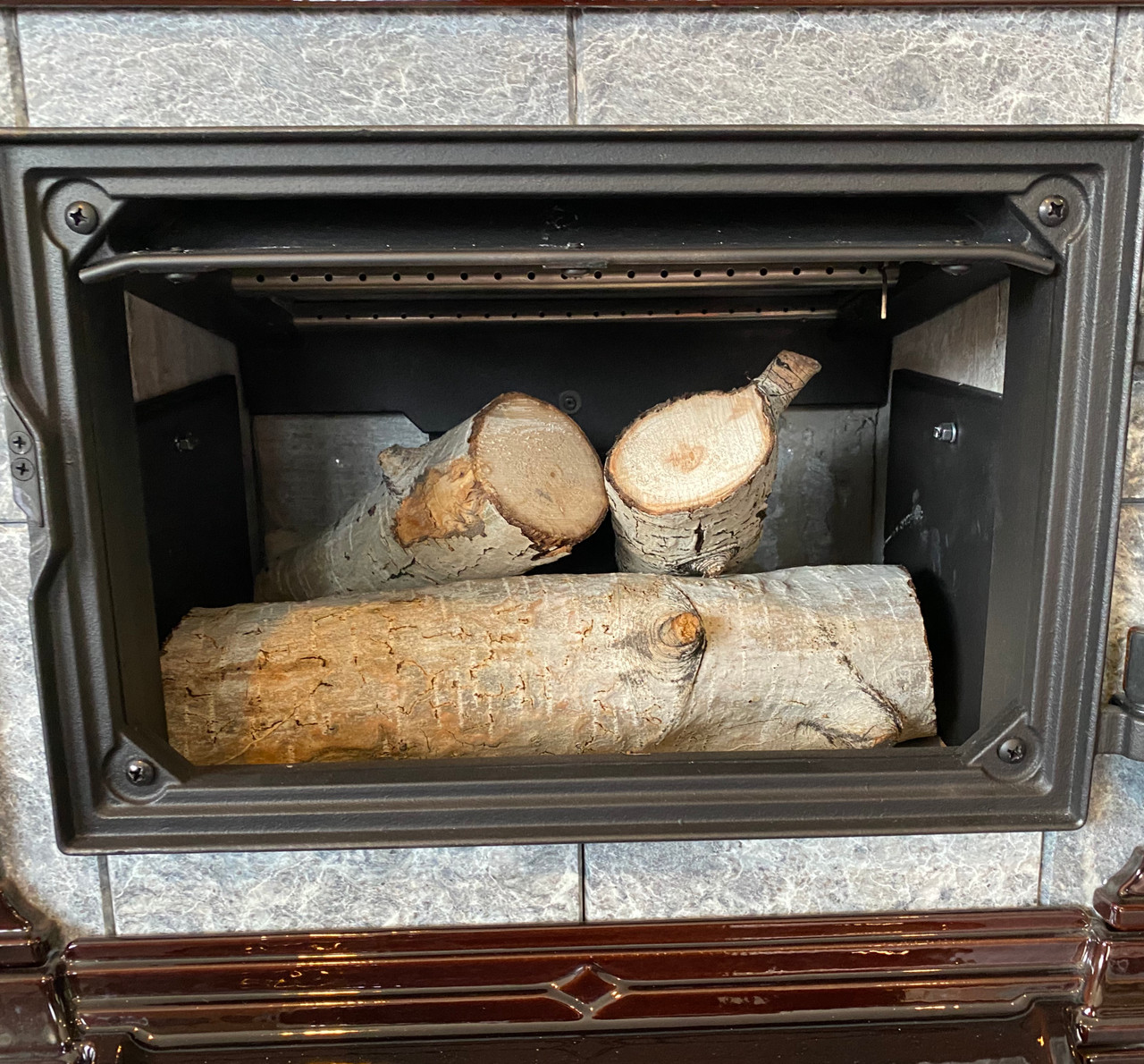 HearthStone Castleton Wood Stove Firebox