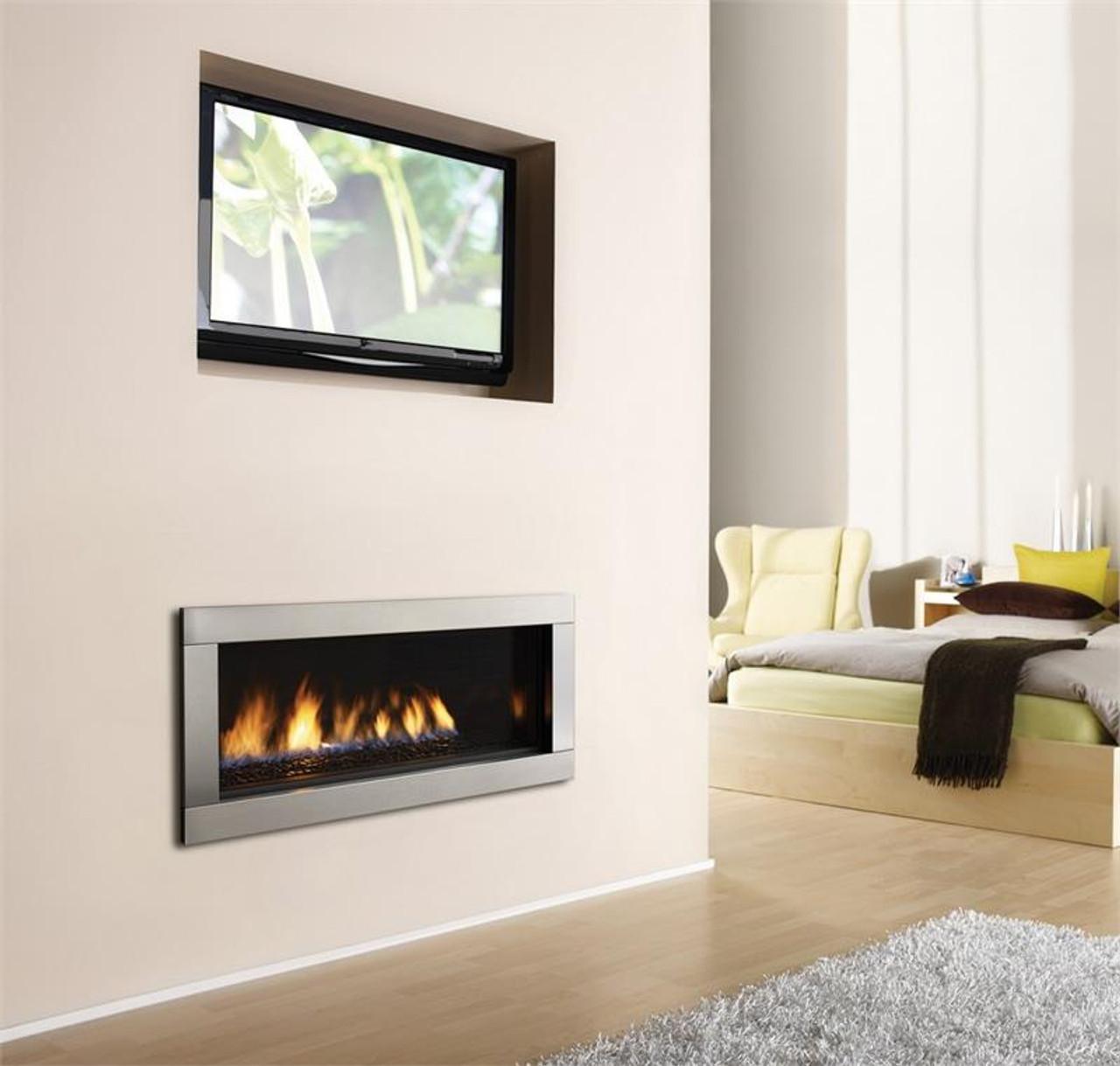 Regency HZ40E Gas Fireplace