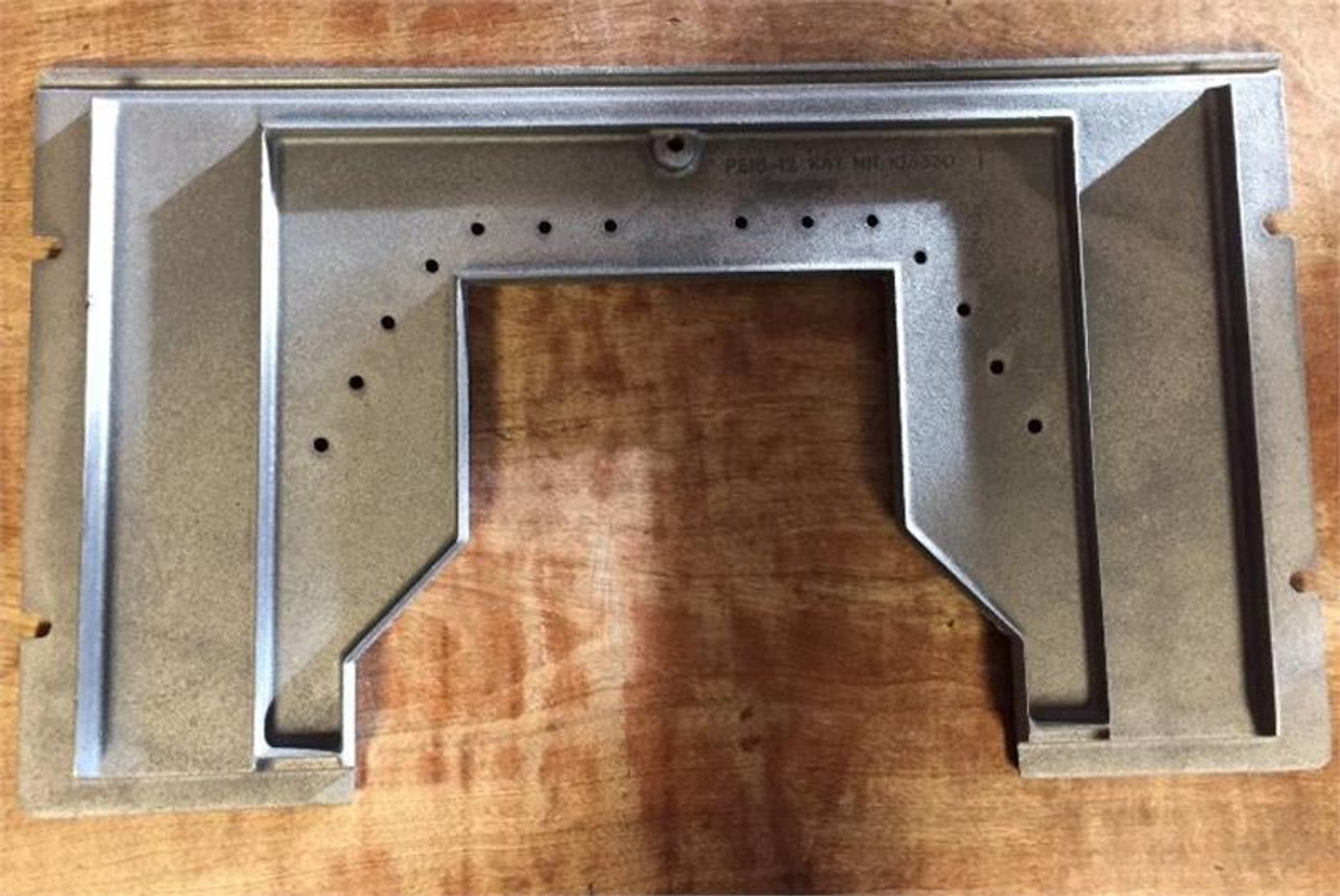 Jotul #12 Firelight Rear Inner Back Plate