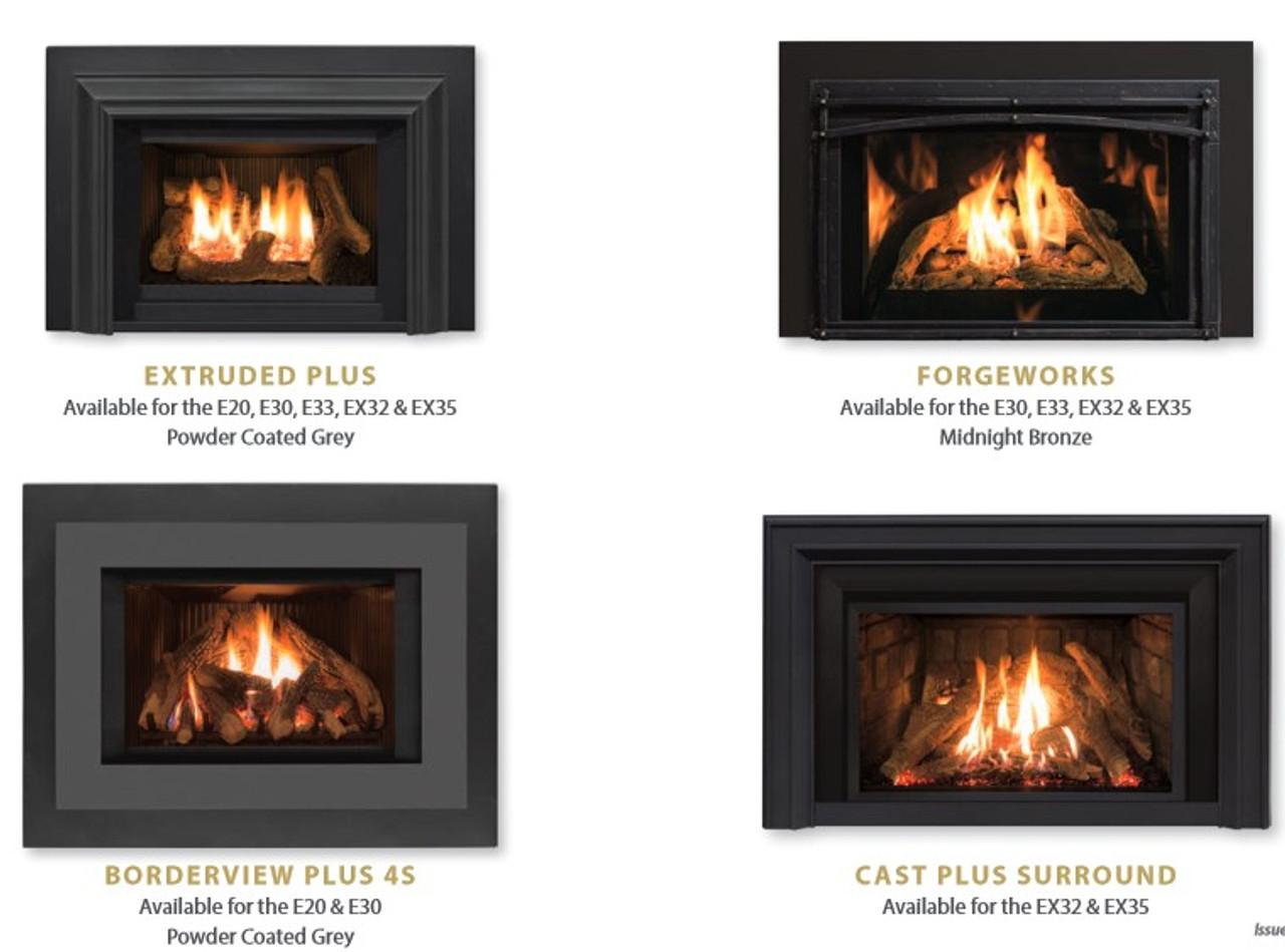 Enviro EX35 Gas Fireplace Insert