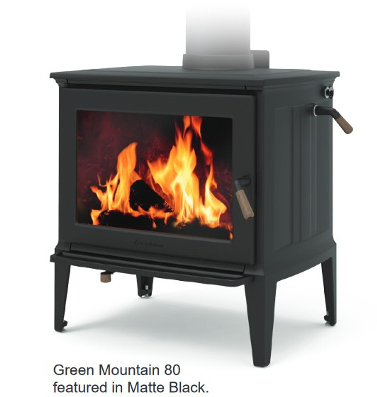 Hearthstone Green Mountain 80 Wood Stove