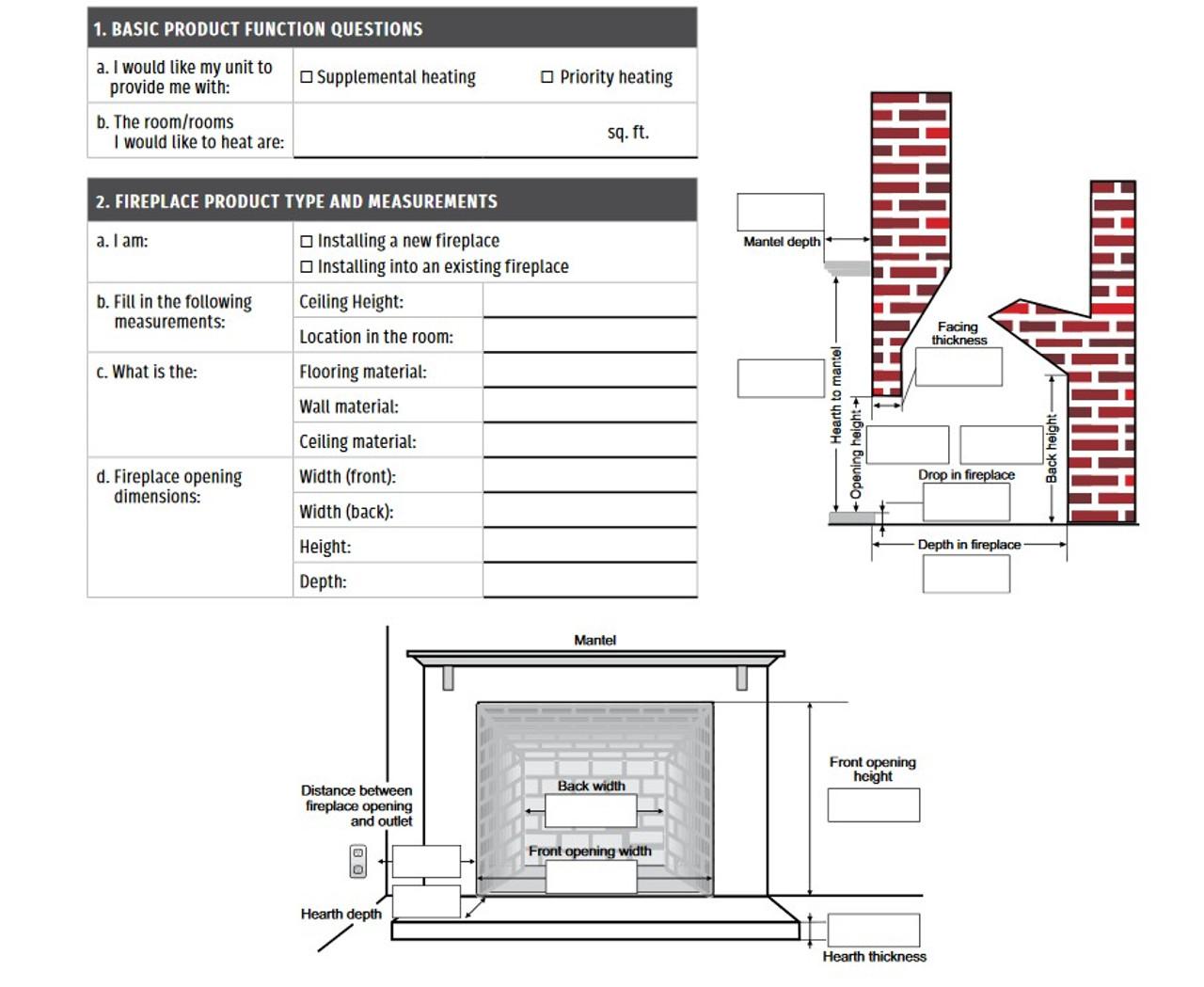 FAQ - Buying a Gas Burning Insert