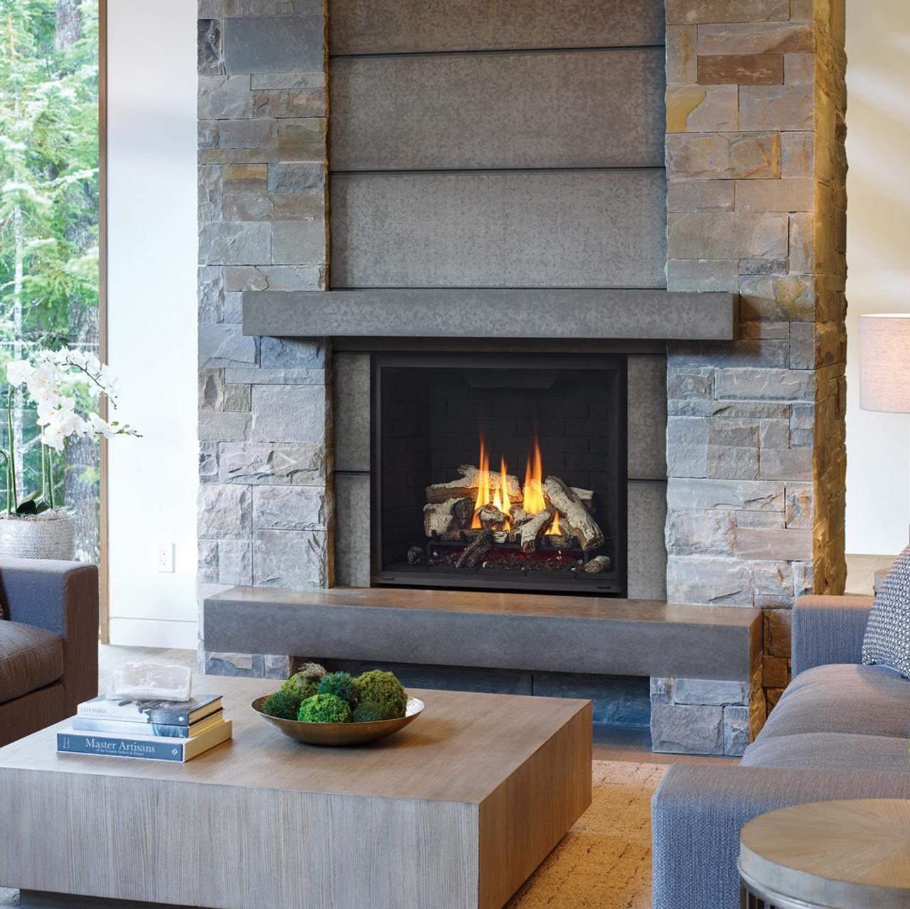 Regency Grandview G800EC Gas Burning Fireplace