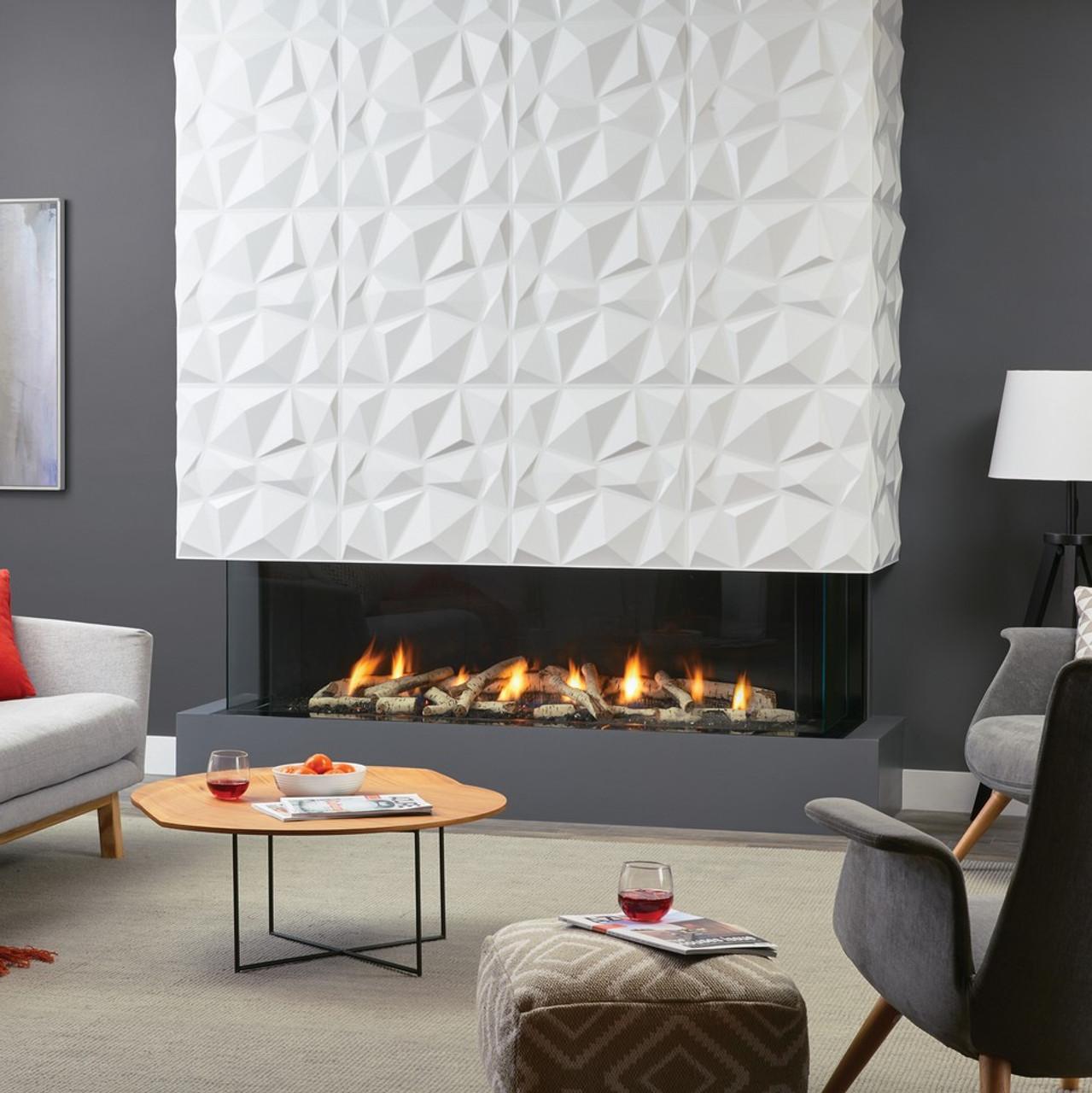 Regency San Francisco Bay 60 Gas Fireplace
