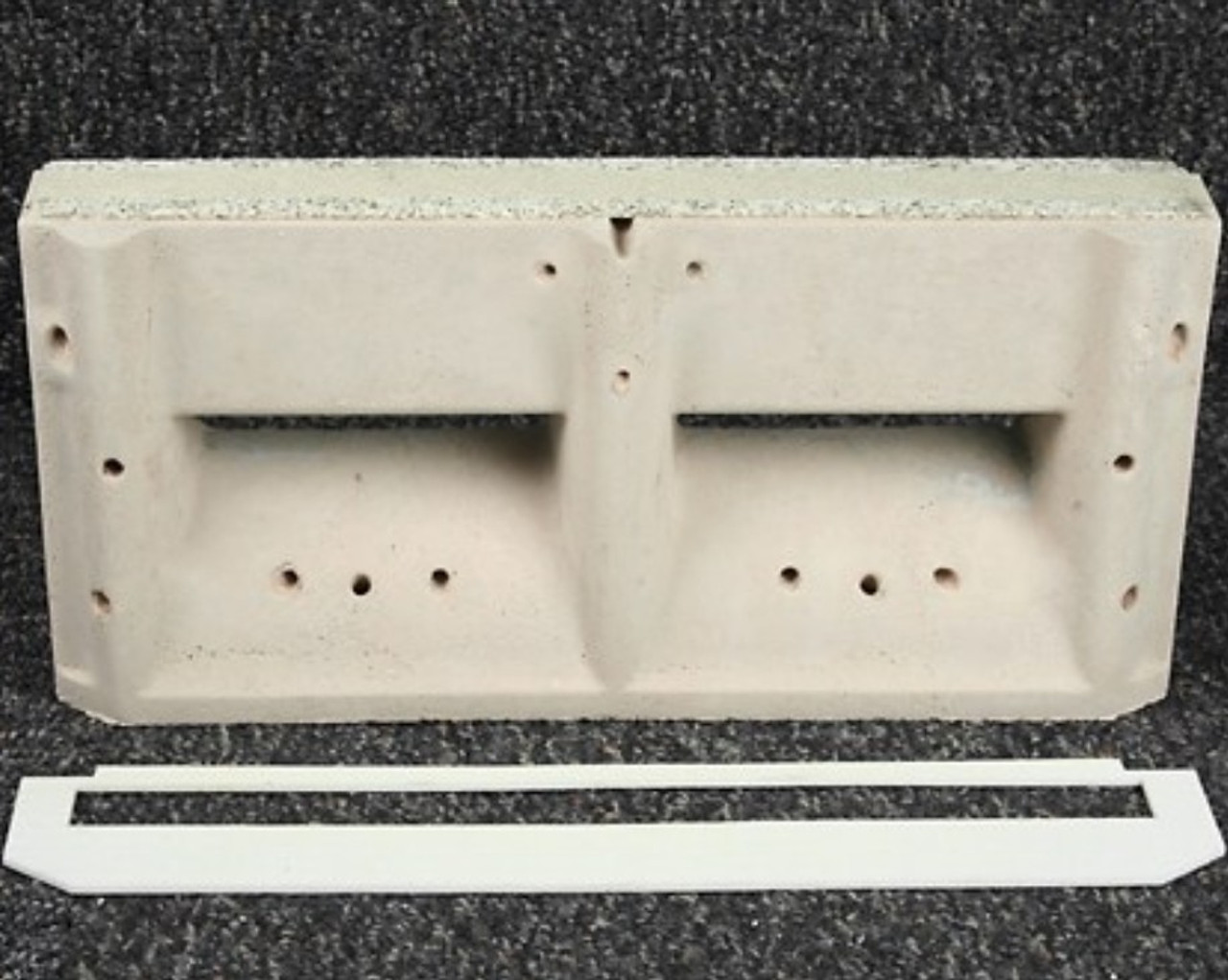 Avalon Arbor Wood Stove  Rear Brick250-00141