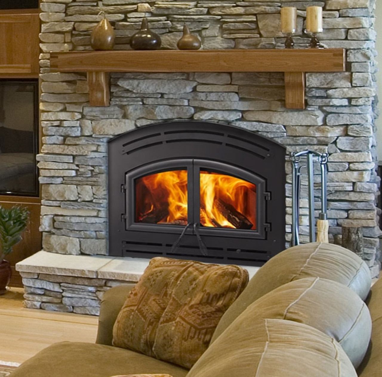 Majestic WarmMajic II Wood Fireplace