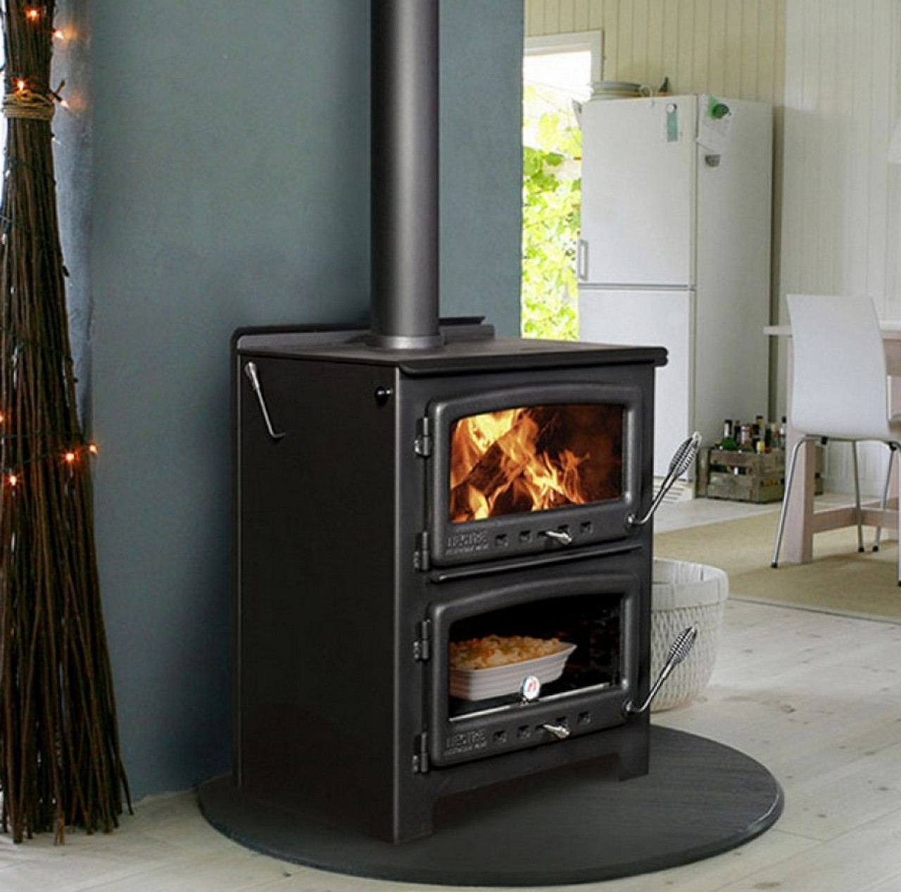 Nectre N550 Wood Cook Stove