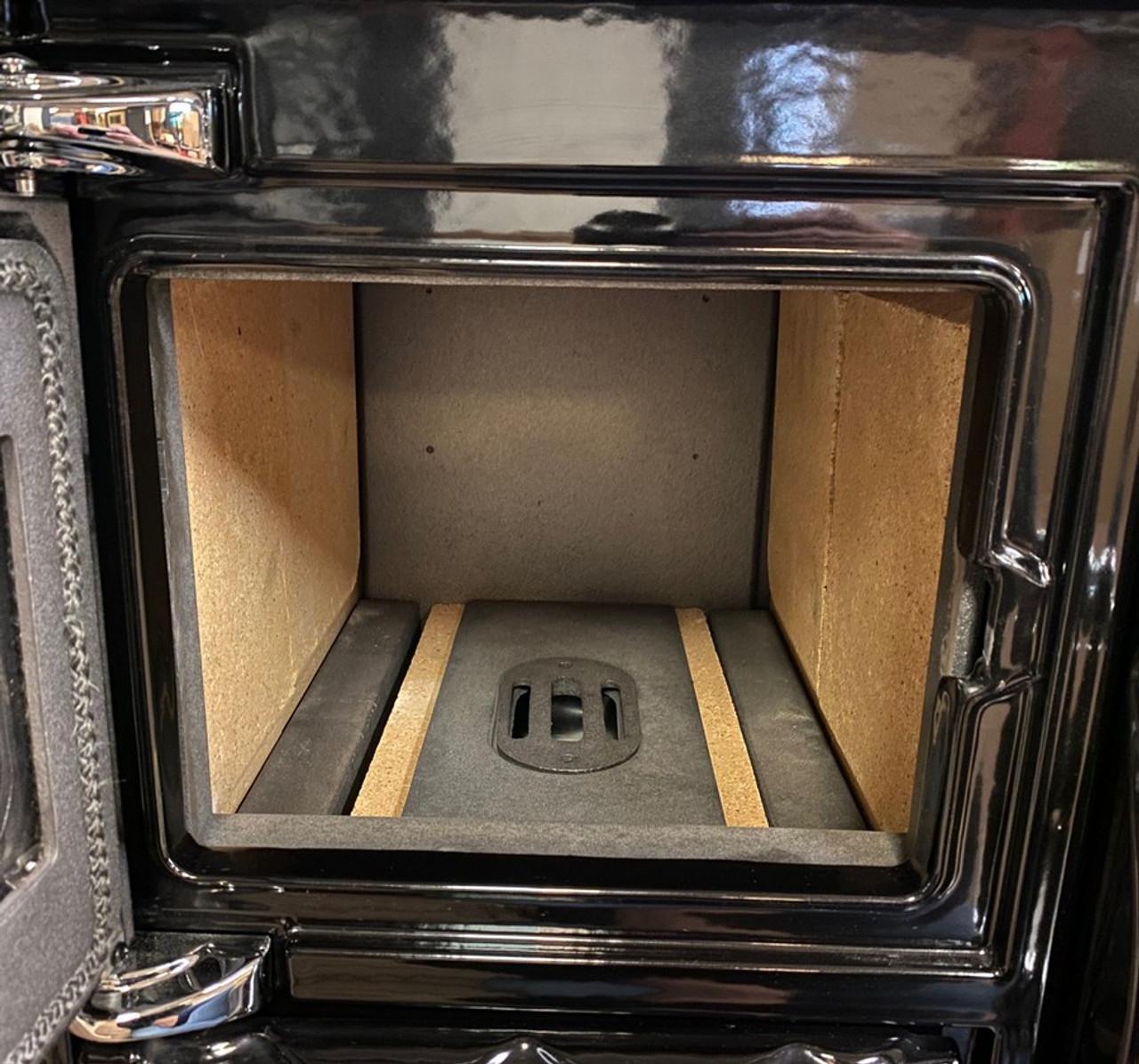 Hearthstone Deva Cook Stove Firebox