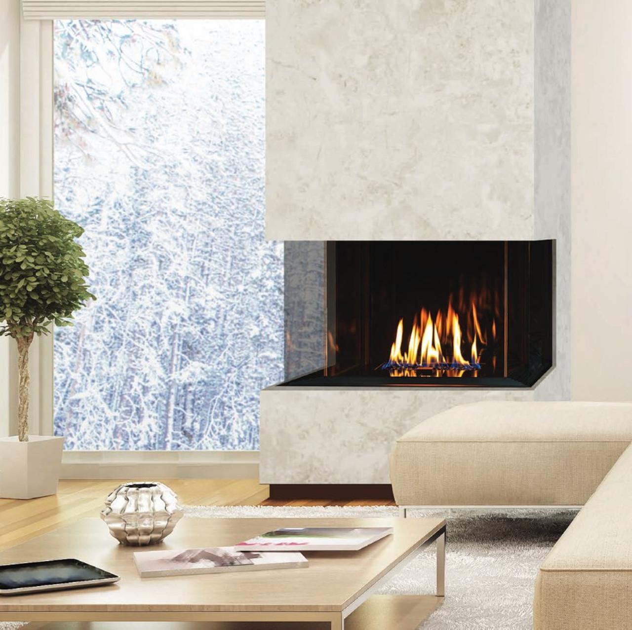 Urbana U30 Luxury Gas Fireplace
