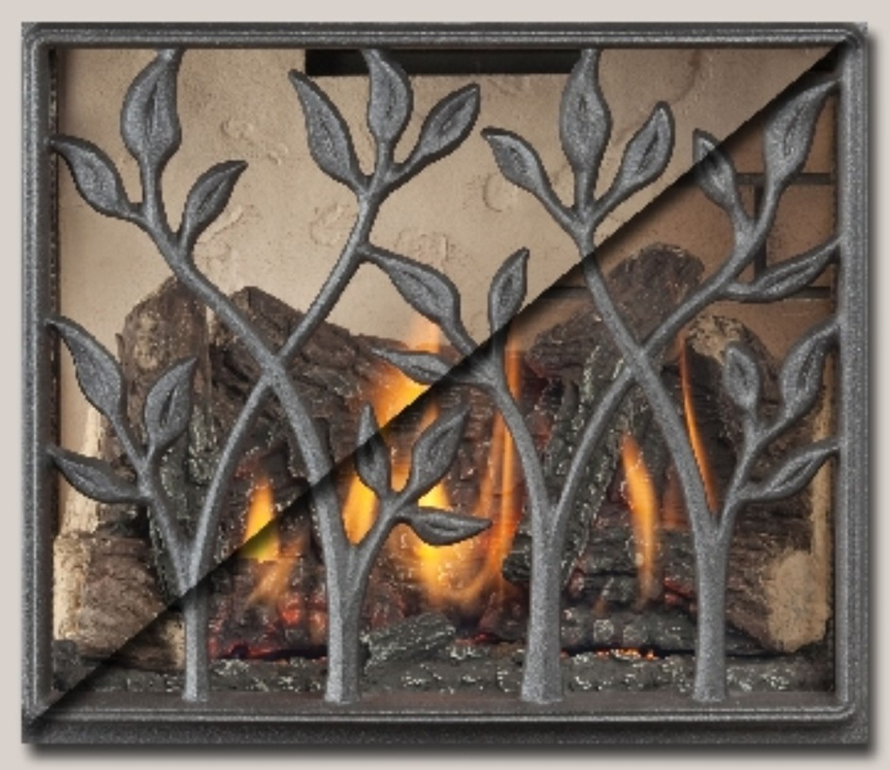 Avalon Eden Gas Stove  -  Brick Kit
