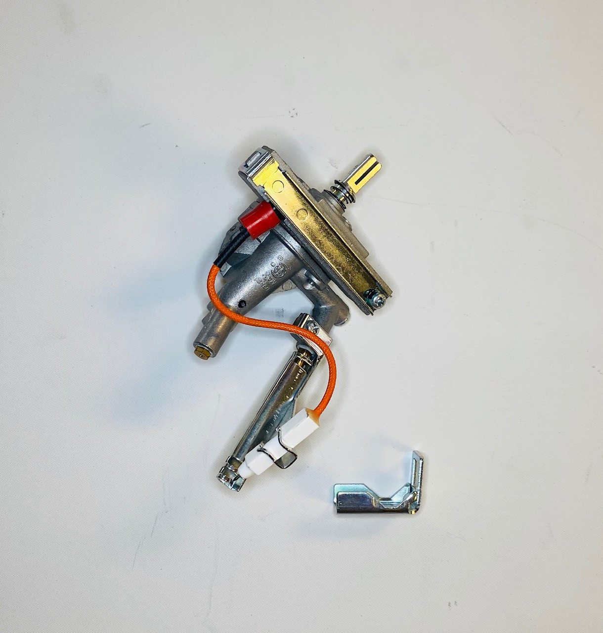 Delsol Delta Grills - Gas Valve with Flame Thrower NG (S15144-53)