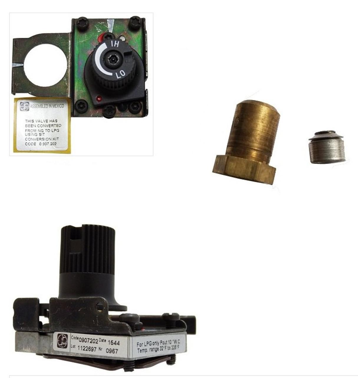 Jotul GF300 LP kit (155372)