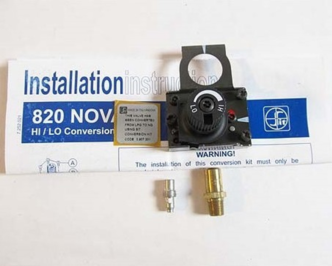 Lopi 225-10304 LP to NG Conversion Kit