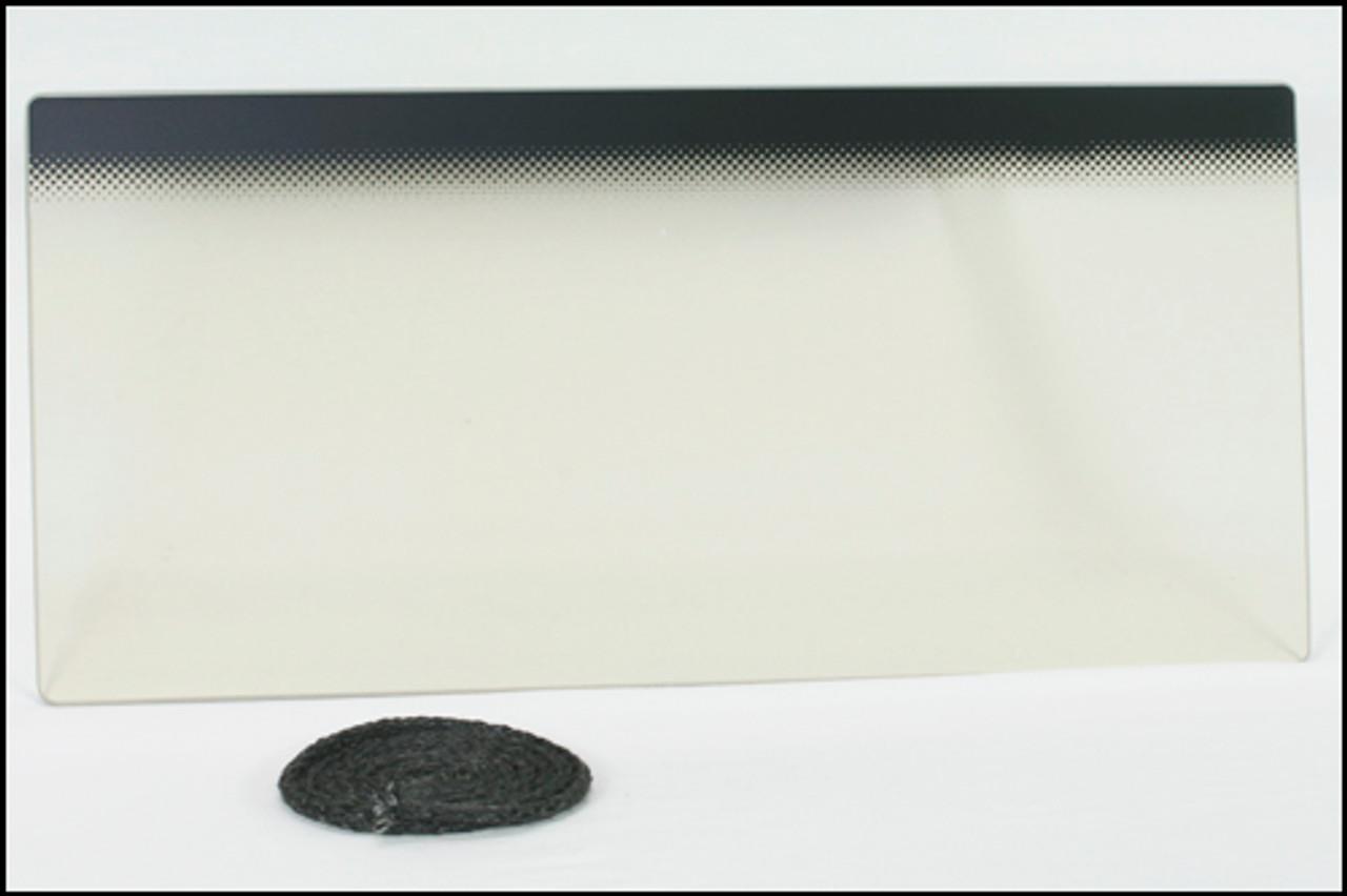 Flush Wood Insert Replacement Glass (250-02183)