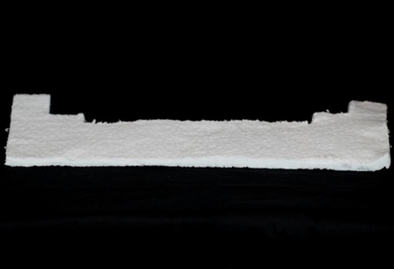 Cape Cod Wood Stove - Baffle Insulation