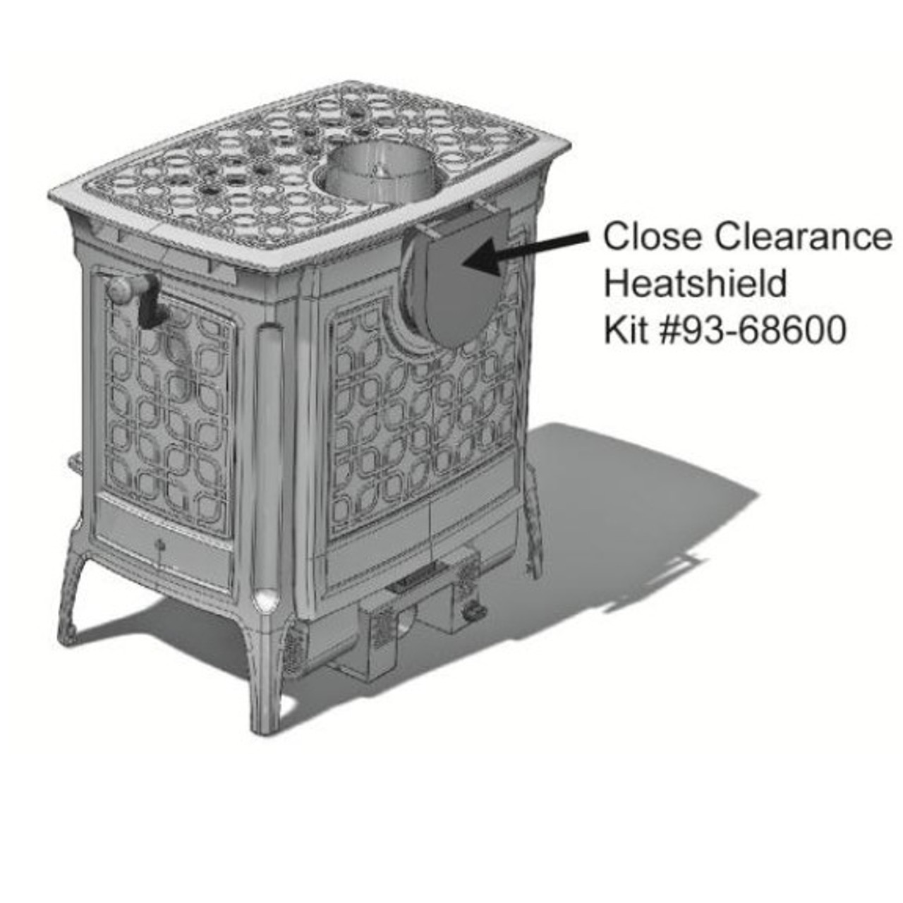 Hearthstone Manchester Close Clearance Heat Shield