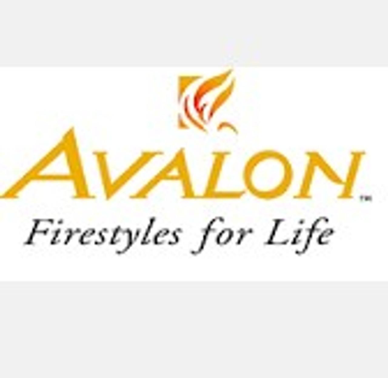 Avalon/Lopi Small Pellet Stove Side Glass