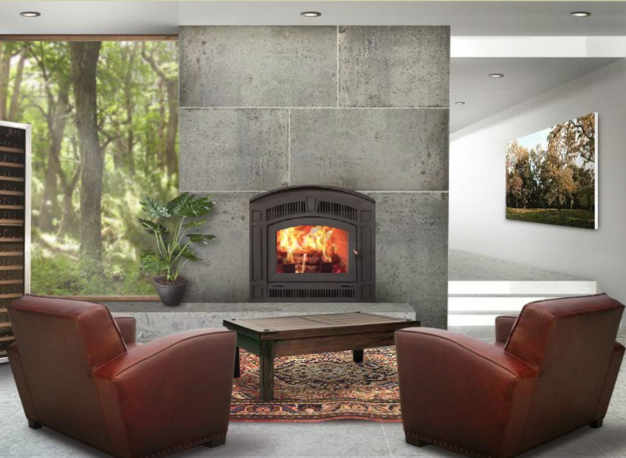 RSF Pearl Wood Burning Fireplace